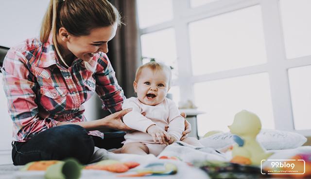 cara mengasuh bayi