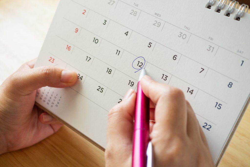 jadwal kalender