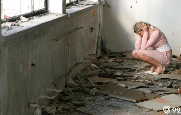 mimpi gempa bumi