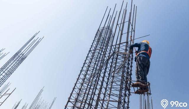Daftar Harga Besi Beton Polos dan Ulir per Batang Terbaru 2021