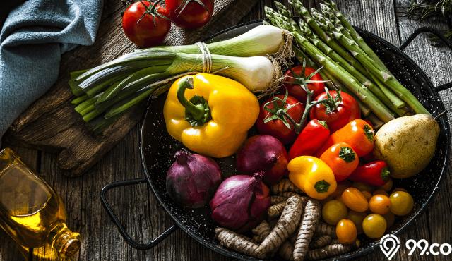 9 Cara Memilih Sayuran yang Baik | Penting Dilakukan Demi Kesehatan!