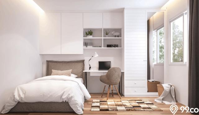 8 Tips Dekorasi Kamar Aesthetic Low Budget Yang Instagramable Banget