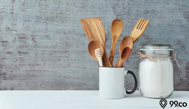 Lebih Awet Intip 10 Cara Merawat Peralatan Dapur Berbahan Kayu