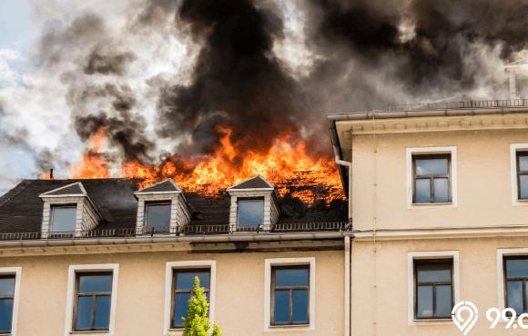 asuransi kebakaran kpr