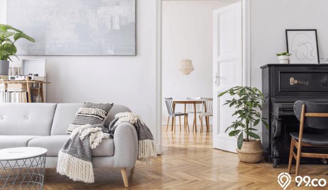 6 Cara Mewujudkan Desain Rumah Scandinavian Idaman dengan Sederhana