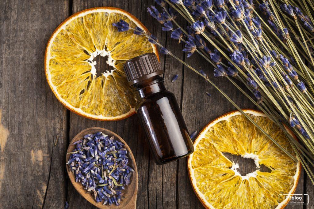 minyak esensial oil