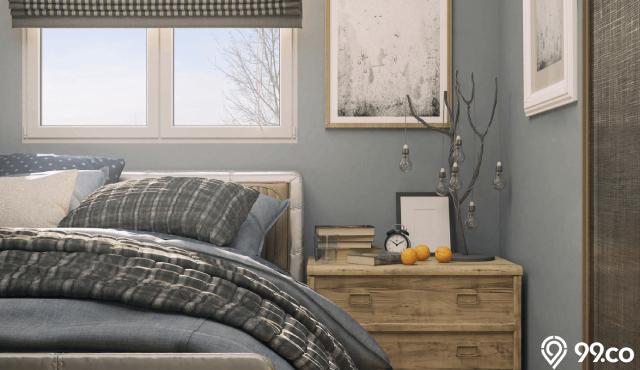 10 Tips Dekorasi Kamar Sempit Jadi Multifungsi dan Nyaman Dihuni | Maksimalkan Potensi Kamar!