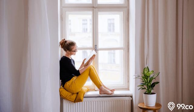 5 Inspirasi Desain Interior Rumah untuk Jiwa-Jiwa Introvert | Damai & Tenang!