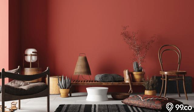 warna interior rumah