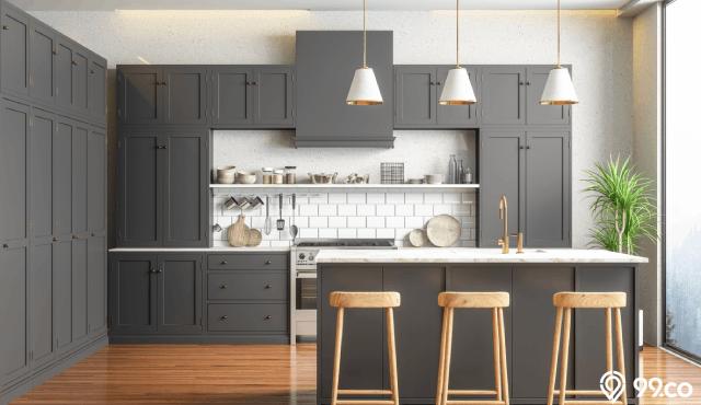 7 Inspirasi Desain Dapur Sederhana yang Bikin Betah Masak di Rumah