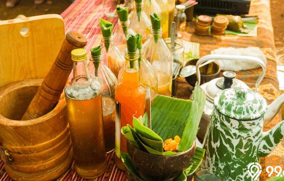 minuman tradisional