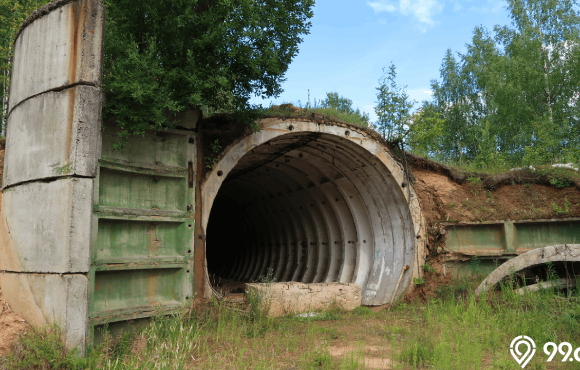 bunker anti kiamat