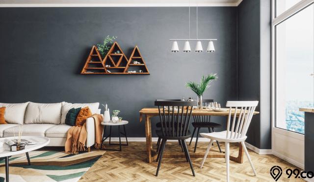 7 Inspirasi Dekorasi Dinding Rumah yang Artistik dan Instagramable