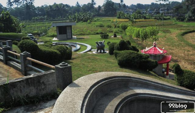 Selain San Diego Hills, Ini 5 Kuburan Mewah Paling WOW di Indonesia
