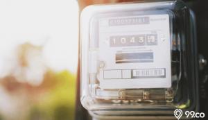cara menghitung pemakaian listrik