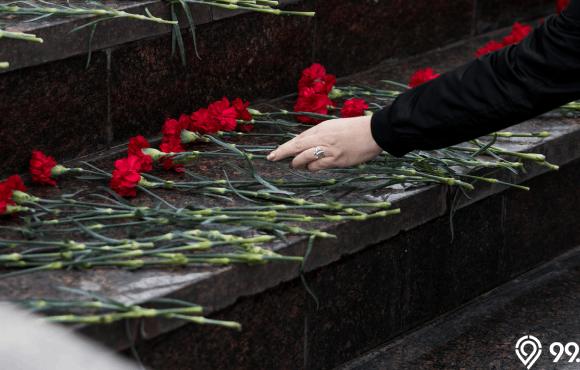 tradisi pemakaman