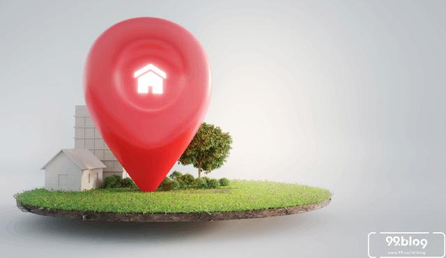 Cara Mencari Titik Koordinat Rumah