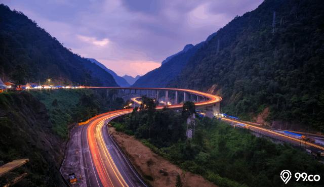 5 Jalur Mudik Lebaran Unik di Indonesia | Mulai dari Indah Hingga Mistis!