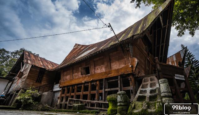 Filosofi Rumah Bolon, Rumah Adat Suku Batak di Sumatera Utara