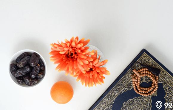 buah yang ada di al quran