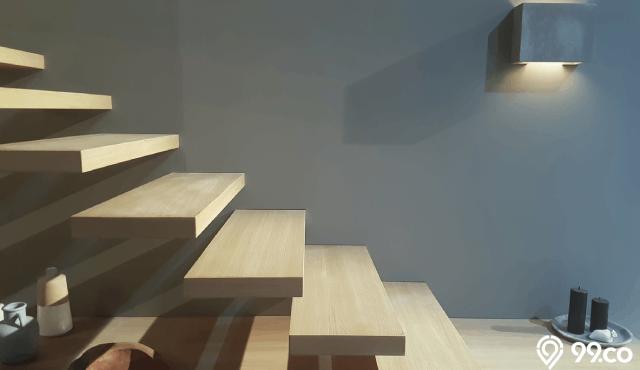 6 Inspirasi Tangga Rumah Minimalis Ruang Sempit Praktis & Tidak Makan Tempat