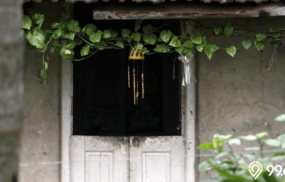 fengshui pintu rumah
