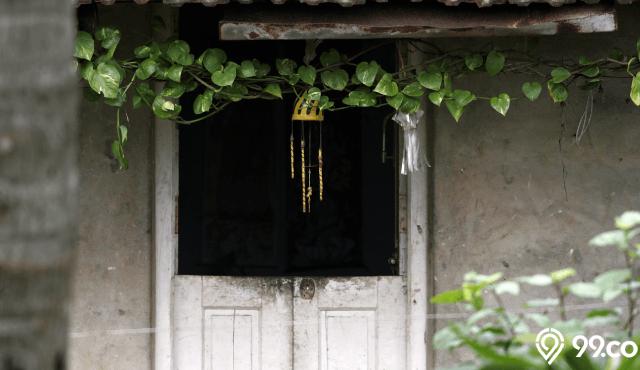 Ide Dekorasi Ala Fengshui Pintu Rumah untuk Menarik Rezeki & Berkah
