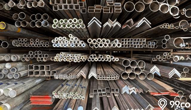 Mengenal 10 Jenis Besi Konstruksi Disertai Perbedaan Kegunaannya