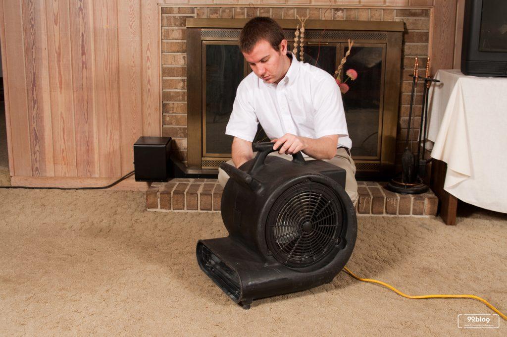 cara memperbaiki kipas angin