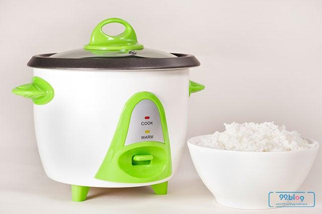 cara menanak nasi