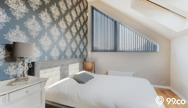 5 Inspirasi Desain Kamar Tidur Sempit Agar Tamu Nyaman di Rumah