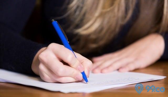 10 Contoh Surat Izin Tidak Masuk Sekolah yang Benar. Terbaru dan Terlengkap!