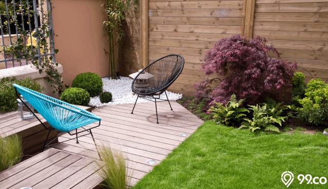 5 Cara Membuat Taman Kecil di Depan Rumah untuk Lahan Sempit