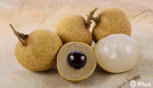 manfaat buah kelengkeng