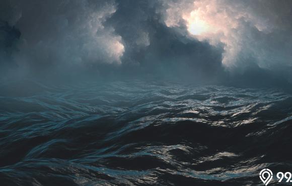 lautan terseram di dunia
