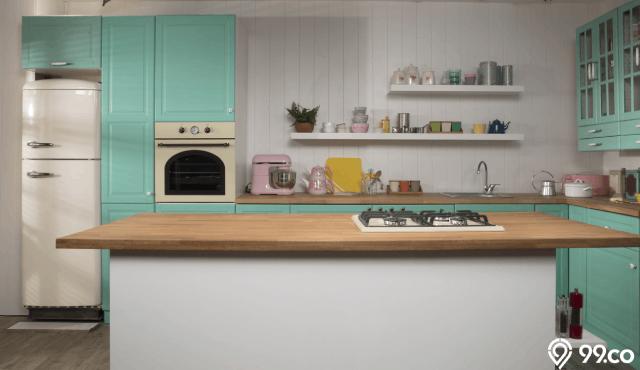 harga kitchen set minimalis