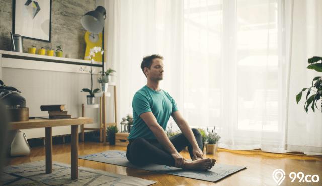 9 Cara Meditasi yang Benar dan Tetap Sehat Meski #DiRumahAja