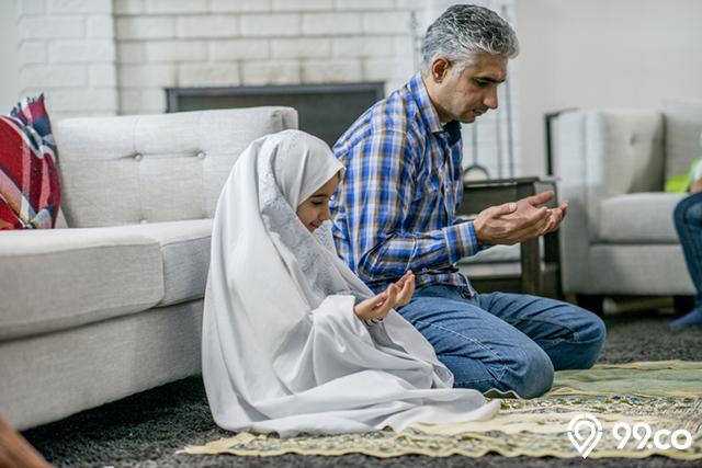 ibadah di rumah bulan ramadhan