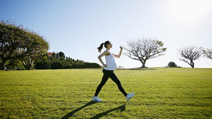 tips agar cepat kontraksi asli dengan jalan kaki