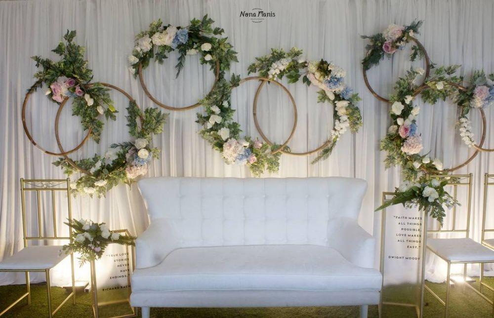 dekorasi backdrop