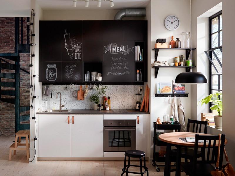 dapur ala IKEA