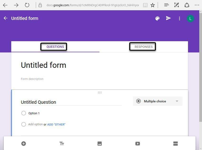 membuat google form
