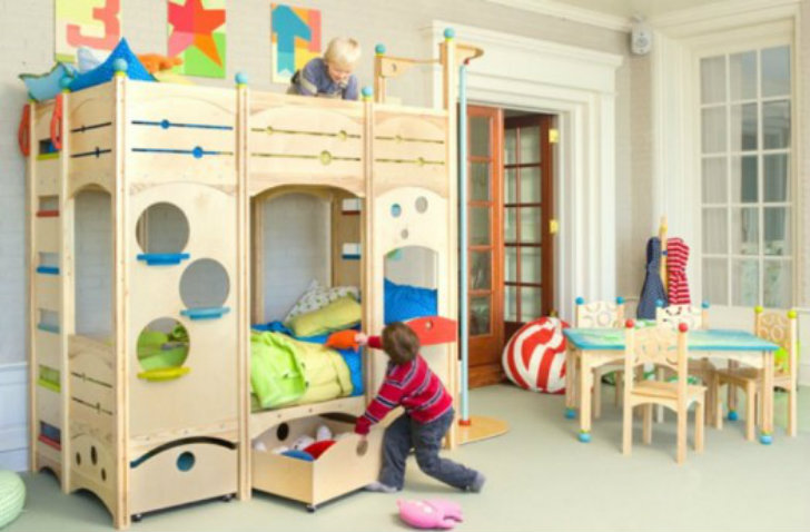 tips memilih bunk bed