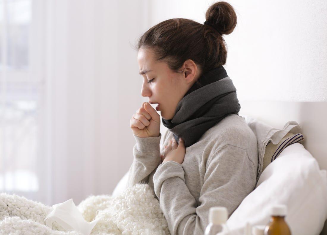 ciri ciri batuk paru paru basah