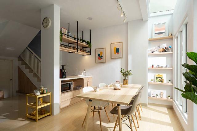 inspirasi desain rumah japandi