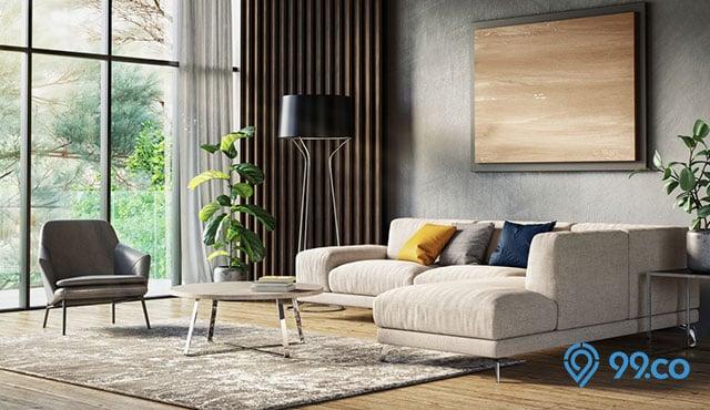 10 Inspirasi Desain Ruang Tamu Sederhana Cantik Tak Perlu Mewah