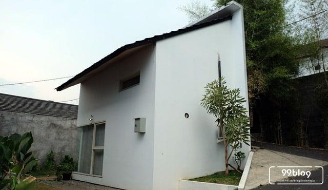 Inspirasi Rumah Mungil ala The Lou House. Kecil tapi Enggak Sempit!