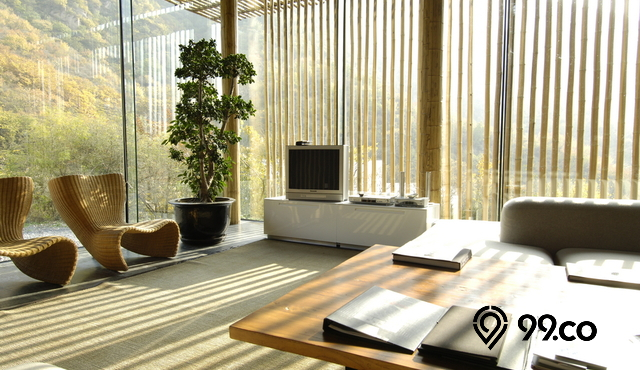 Tips Membangun dan Merawat Rumah Bambu. Materialnya Bikin Sejuk!
