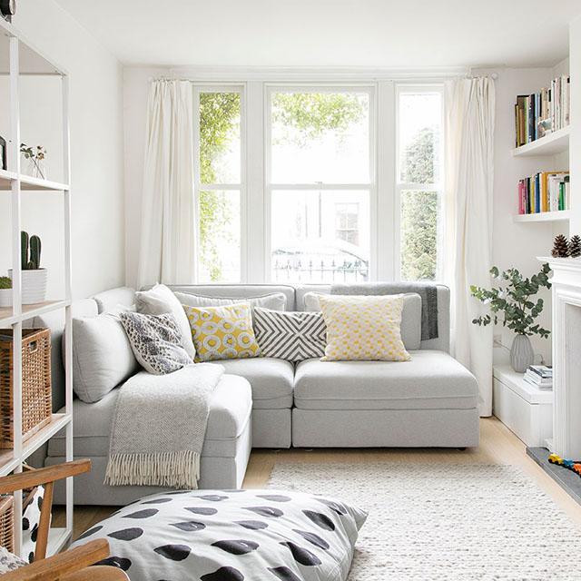 interior rumah kecil unik