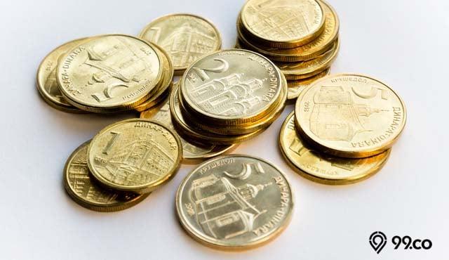 investasi koin dinar